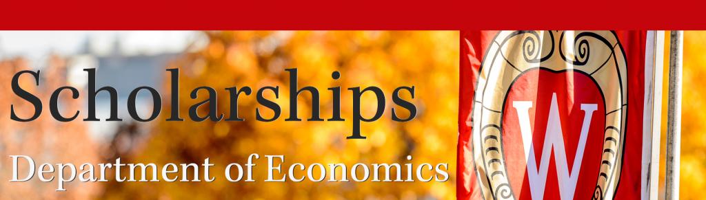 Scholarship - Department of Economics