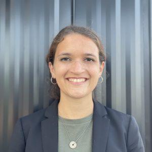 photo of Caitlin Dutta-econ PhD student